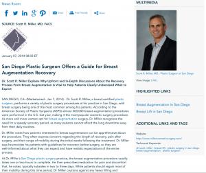 dr scott miller, breast lift, plastic surgery in san diego, breast augmentation, plastic surgeon